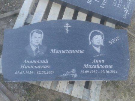 Памятник № Ф12